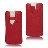 "iPhone 5 - чехол ""Pull-up""; Red"