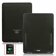 iPad 2/iPad 3 - чехол-аккумулятор; Black; 4000mAh Power Station Case