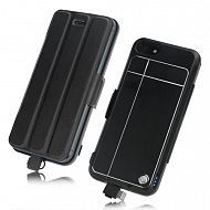 "iPhone 5 - чехол-аккумулятор ""Case with Front Protective"" Black 2600 mAh"